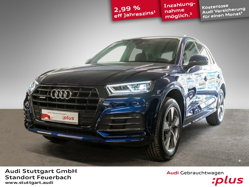 Audi Q5 Sport 35 TDI quattro S tronic, Jahr 2020, Diesel