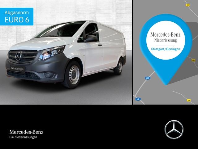 Mercedes-Benz Vito 111 CDI Kasten Extralang+Tempomat+Park-Ass., Jahr 2017, Diesel