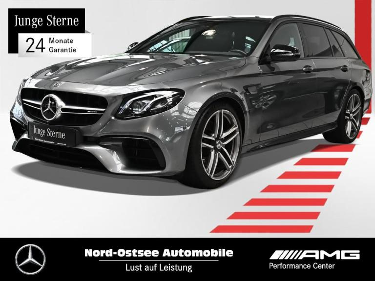 Mercedes-Benz E 63T AMG 4M 360° Kamera Multibeam Comand Distro, Jahr 2018, Benzin
