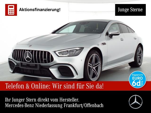 """Mercedes-Benz AMG GT 43 4M+ V8-Styling SHD DISTRONIC 20"""" HuD, Jahr 2020, petrol"""