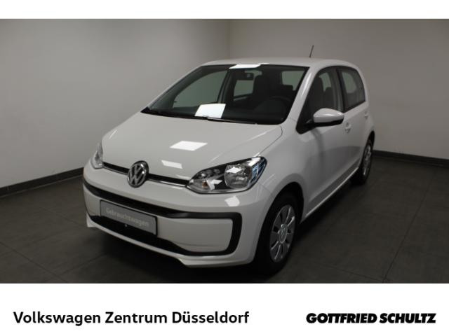 Volkswagen up! 1.0 move *FSE*Klima*Radio*, Jahr 2017, Benzin
