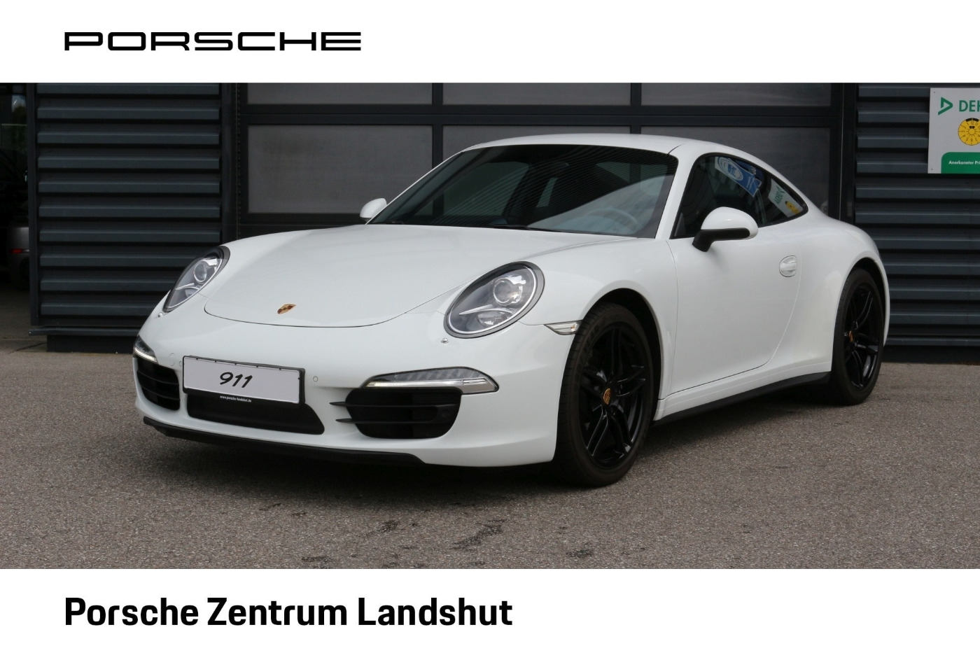Porsche 991 (911) Carrera 4 | Schalter |, Jahr 2014, Benzin