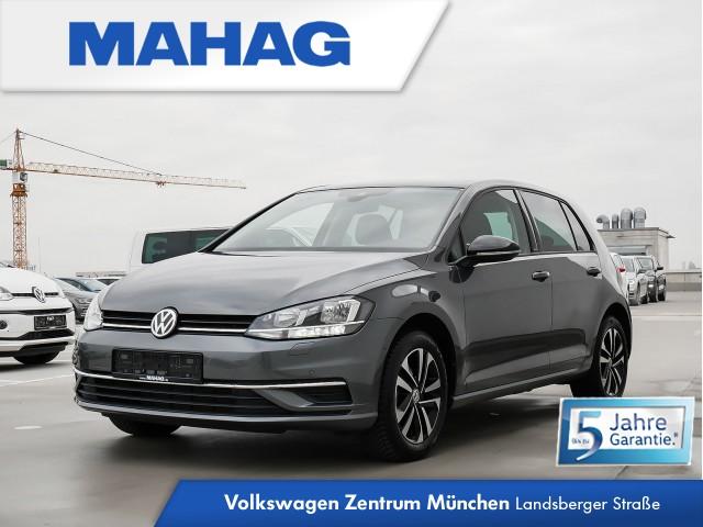 "Volkswagen Golf VII IQ.DRIVE 1.0 TSI 6-Gang - Navigationsfunktion ""Discover Media"" - Standheizung und -lüftung - ""Keyless-Entry"" - Active Info Display - ""Blind Spot""-Sensor ""Plus"" mit Ausparkassistent, inkl. Spurhalteassistent - Parklenkassistent, Jahr 2019, petrol"