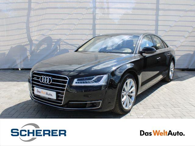 Audi A8 4.2 TDI quattro MMI+ LED STHZ LUFT, Jahr 2014, Diesel