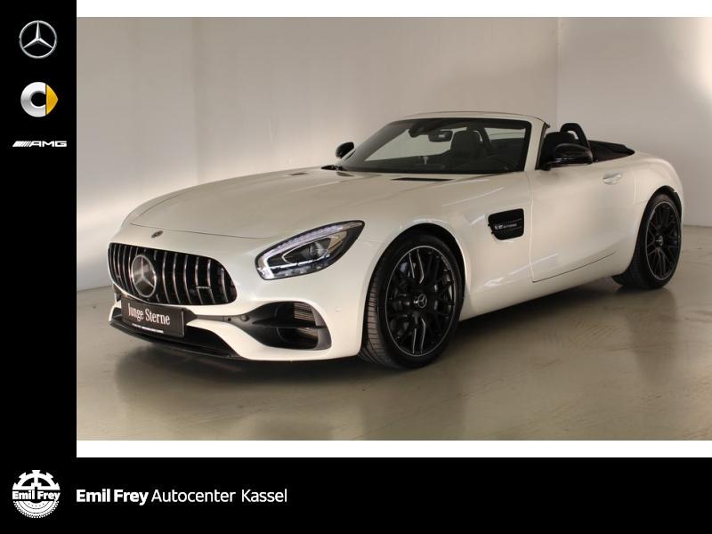 Mercedes-Benz AMG GT Roadster+Night+Distro+HiFi+PerfAbGas+20'', Jahr 2017, Benzin