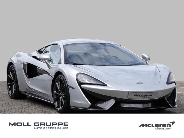 McLaren 570S Coupe Luxury Pack, Carbon, Sports Exhaust, Jahr 2016, Benzin