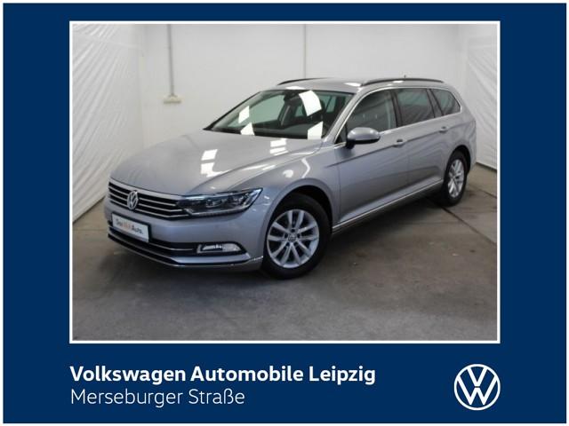 volkswagen passat variant 2.0 tdi comfortline standhzg. led, jahr 2019, diesel