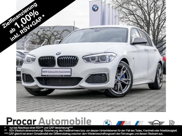 BMW M140i // Navi HiFi PDC v+h Speed Limit, Jahr 2017, Benzin