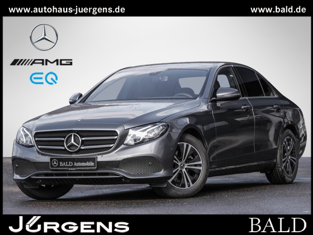Mercedes-Benz E 300 d Avantgarde/Navi/LED/Cam/Totw/DAB/SHZ/17, Jahr 2020, Diesel