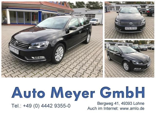 Volkswagen Passat Variant 1.4 TSI BMT Comfortline Klima, Jahr 2014, Benzin
