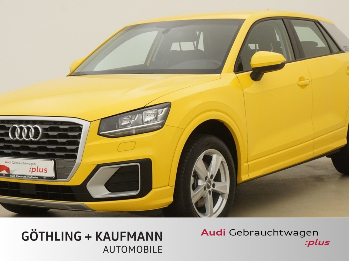 Audi Q2 1.4 TFSI 110kW*Sport*Navi*Connect*Bluet.*PDC*, Jahr 2017, Benzin