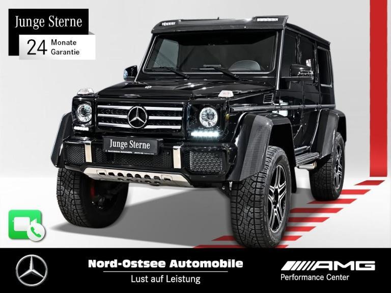 Mercedes-Benz G 500 4x4 *NEUZUSTAND* Carbon+ Kamera Standh Shz, Jahr 2018, Benzin