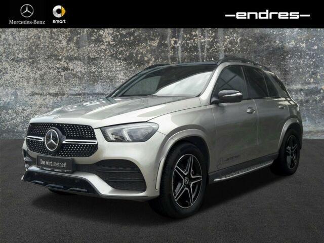 Mercedes-Benz GLE 300+AMG-LINE++360 KAMERA+PANO+BURMESTER+ETC., Jahr 2019, Diesel