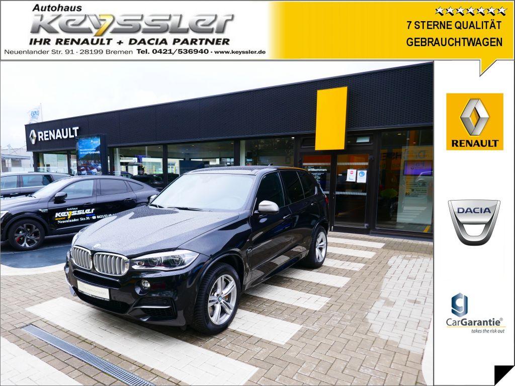 BMW X5 M50d Sport-Aut., Jahr 2014, Diesel