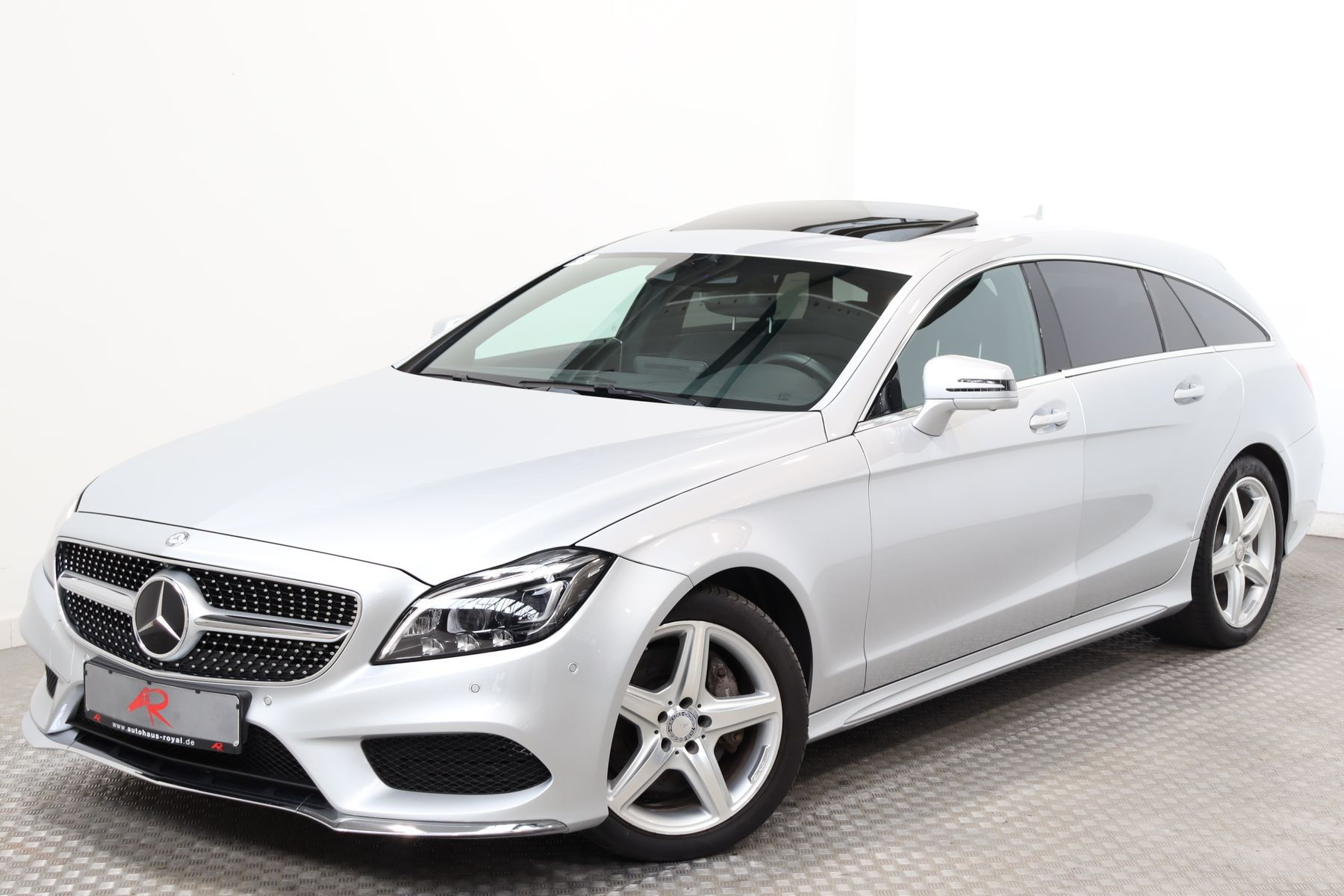 Mercedes-Benz CLS 350 Shooting Brake d AMG 360GRAD,MULTIBEAM, Jahr 2016, Diesel