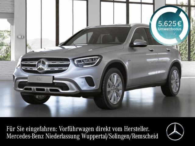 Mercedes-Benz GLC 300 de 4M AHK+LED+Kamera+Spur+Totw+Keyless+9G, Jahr 2020, Hybrid_Diesel