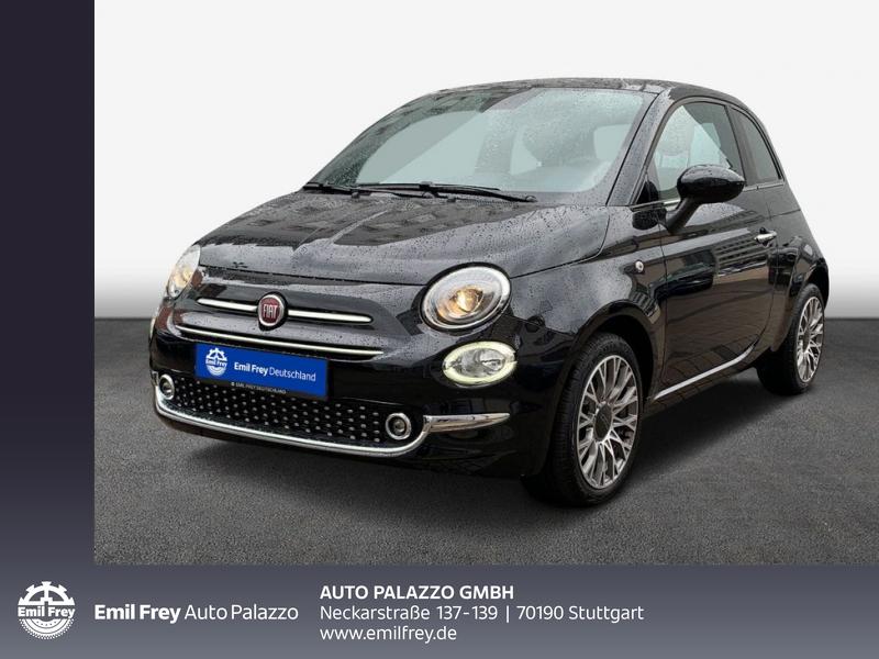 Fiat 500 1.0 Hybrid Star, Jahr 2020, Benzin