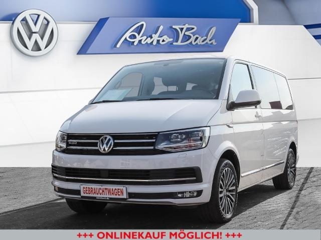 Volkswagen Multivan 2.0TDI Generation SIX Navi ACC EPH, Jahr 2017, Diesel
