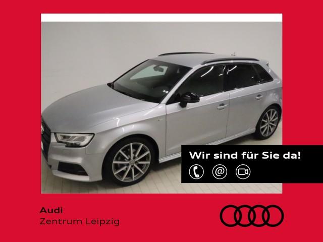 Audi A3 Sportback 1.0 TFSI sport *Black Edition*LED*, Jahr 2018, Benzin