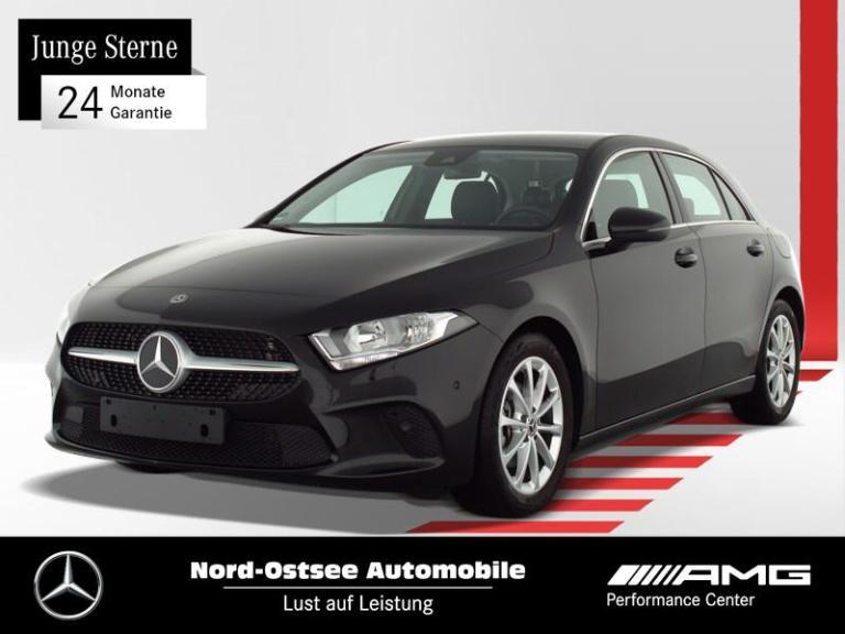 Mercedes-Benz A 180 Progressive Navi MBUX Sitzhzg Parktronic, Jahr 2020, Benzin