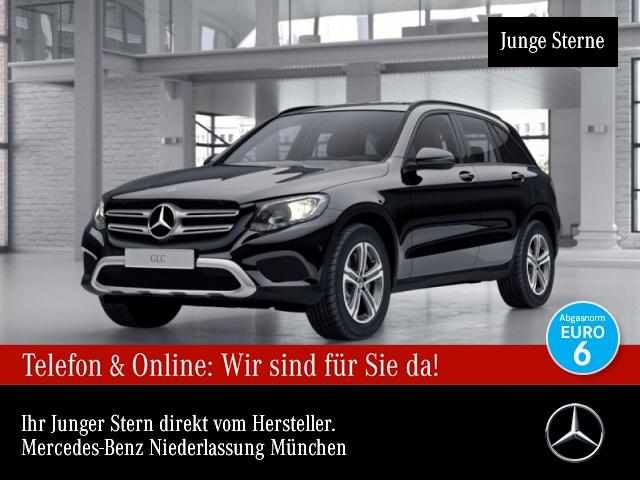 Mercedes-Benz GLC 220 d 4M COMAND AHK PTS Easy-Pack 9G Sitzh, Jahr 2017, Diesel