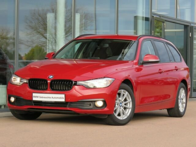 BMW 316d Touring*Sondermodell* 1.Hand * Alu * PDC *, Jahr 2016, Diesel