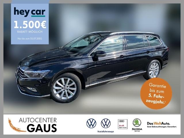 Volkswagen Passat Var. Elegance 2.0 TDI DSG LED AHK Navi, Jahr 2019, Diesel