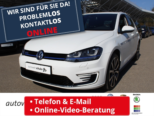 Volkswagen Golf GTE 1.4 TSI DSG Hybrid, Jahr 2016, Hybrid
