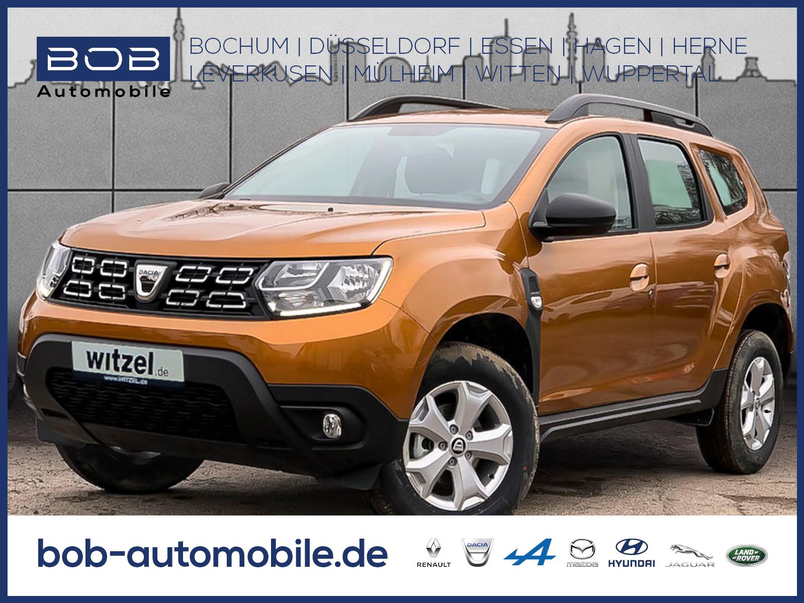 Dacia Duster Comfort TCe 100 ECO-G SHZ PDC KLIMA ZV, Jahr 2020, LPG
