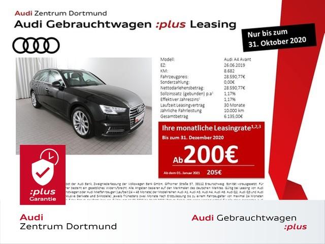 Audi A4 Avant 2.0TDI 30TDI S-tronic/Navi/AHK/GRA/APS+, Jahr 2019, Diesel