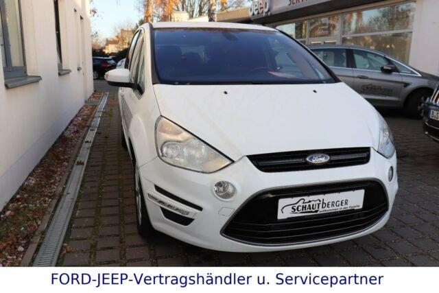 Ford S-Max EcoBoost Titanium, Jahr 2013, petrol