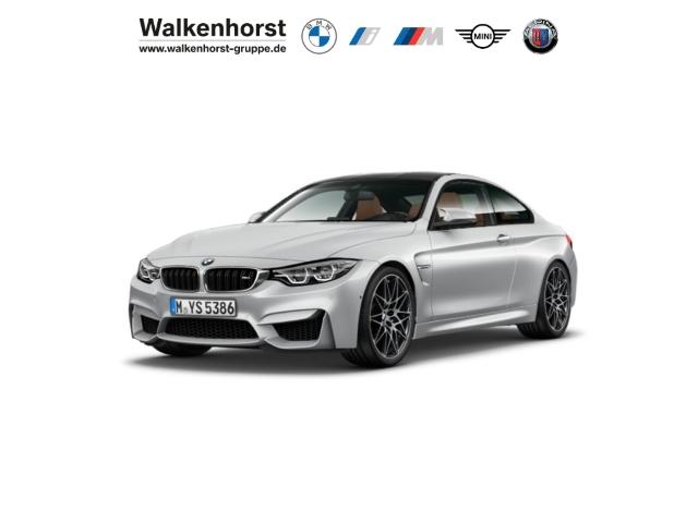 BMW M4 Basis Coupe EU6d-T Aut Navi LED HUD Cam Apple CarPlay, Jahr 2018, Benzin