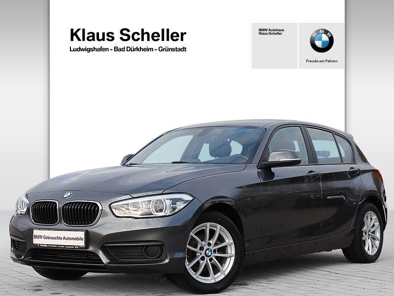 BMW 116d 5-Türer LED, Jahr 2015, Diesel