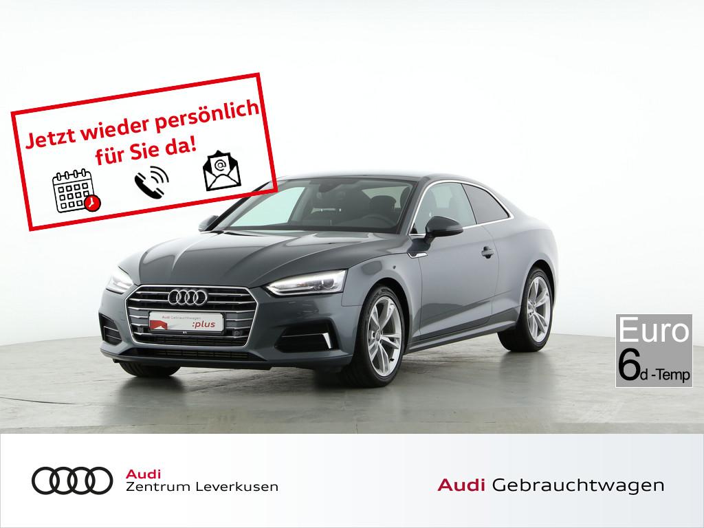 Audi A5 Coupe 40 TFSI sport, Jahr 2018, Benzin