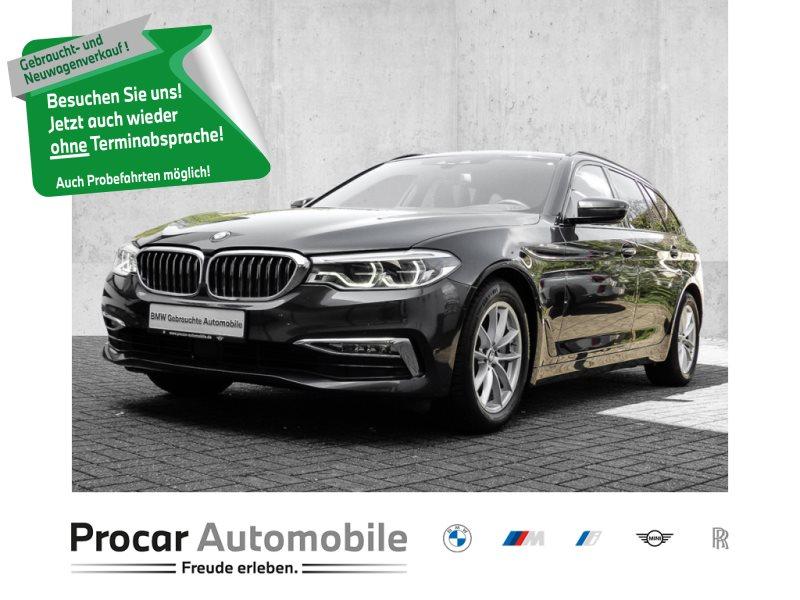 BMW 525d Touring Luxury Line Head-Up Finanz. ab 1%, Jahr 2018, Diesel