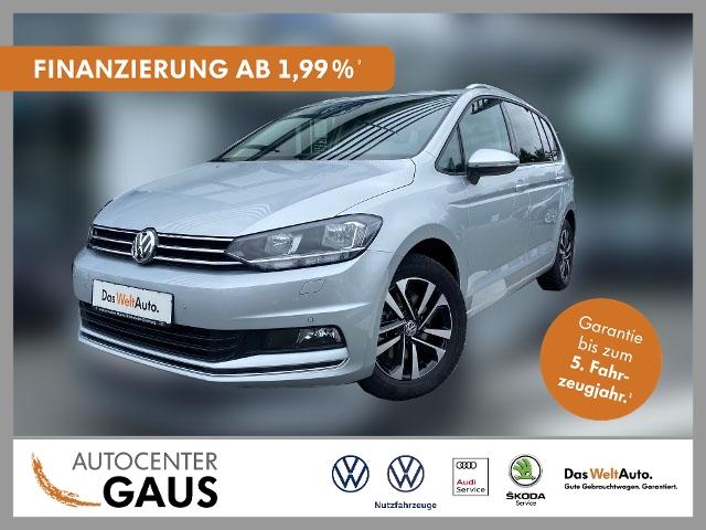 Volkswagen Touran Comfortline 2.0 TDI Navi Pano Standhzg., Jahr 2020, Diesel
