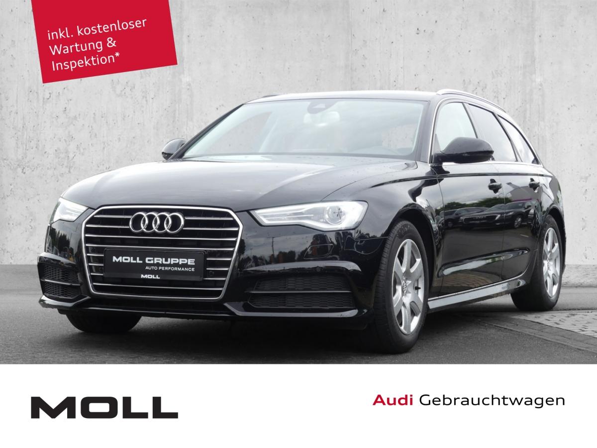 Audi A6 Avant 2.0TDI ultra S-tronic Sportpaket MMIPlu, Jahr 2018, Diesel