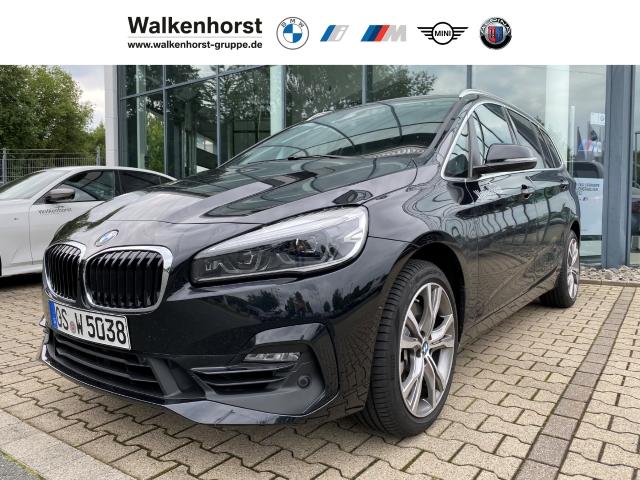BMW 220 Gran Tourer i Sport Line 7-Sitzer DrivingAss BusinessPaket RFK HiFi, Jahr 2020, Benzin