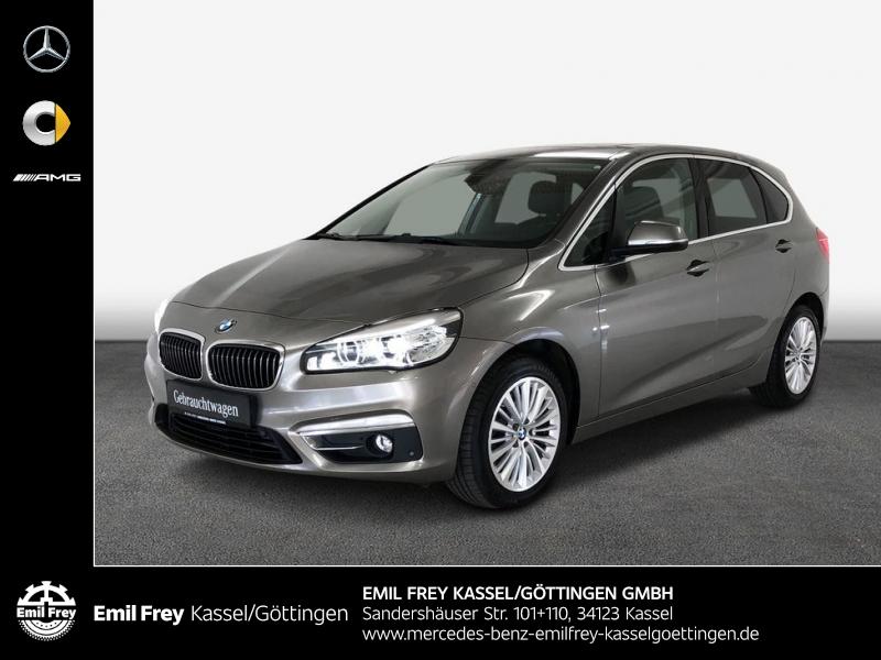 BMW 225i Active Tourer xDrive Aut Luxury+LED+Pano+DriveAssist, Jahr 2015, Benzin