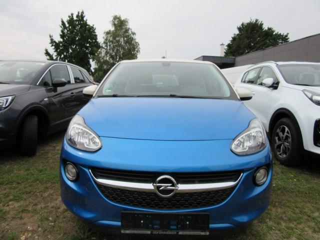 Opel Adam Jam 1.2 |*Klima*Bluetooth*|, Jahr 2014, Benzin