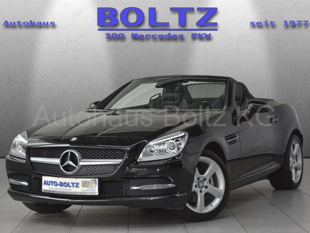 Mercedes-Benz SLK 200 BE Navi PTS ASC, Jahr 2015, Benzin