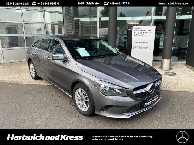Mercedes-Benz CLA 200 Shooting Brake°NAVI°HARMAN-KARDON°KAMERA, Jahr 2018, Benzin