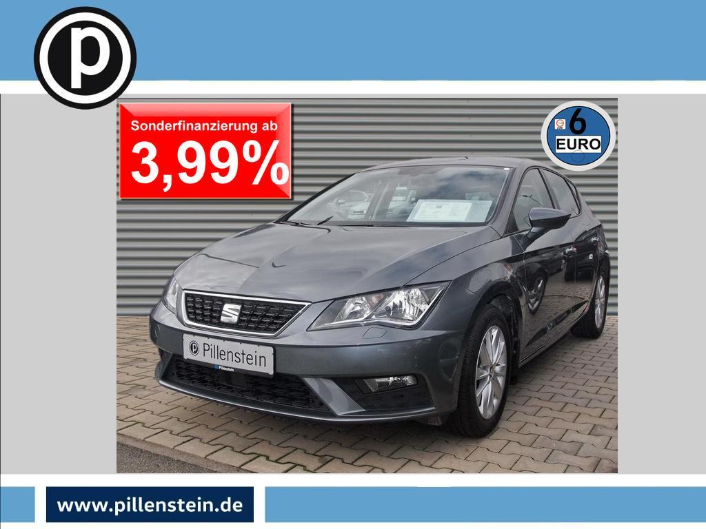 Seat Leon Style Start&Stop 1.6 TDI NAVI DAB+ SITZHZG., Jahr 2018, Diesel