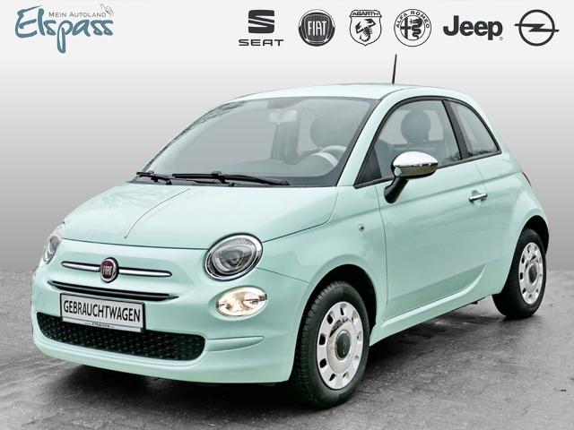 Fiat 500 Pop Star 1.2 BLUETOOTH KLIMA CD AUX USB MP3, Jahr 2016, Benzin