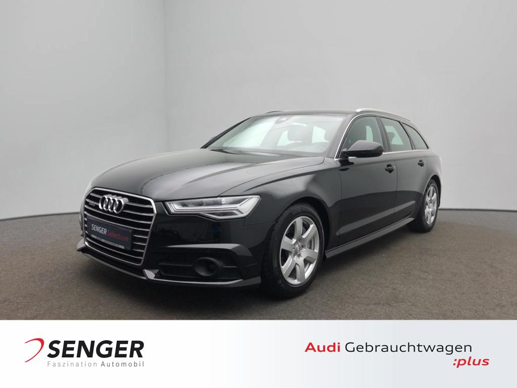 Audi A6 Avant 3.0 TDI quattro Assistenz-Paket LED ACC, Jahr 2019, Diesel