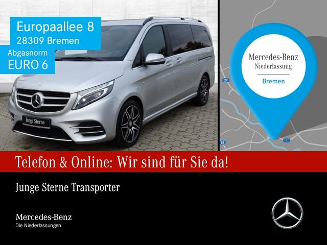 Mercedes-Benz V 250 d EXCLUSIVE Lang AHK AMG Panorama Standhz., Jahr 2017, Diesel