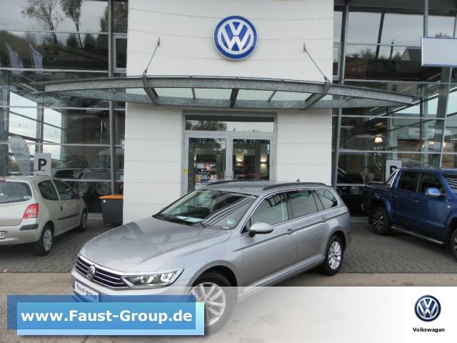 volkswagen passat variant comfortline dsg upe 45000 eur navi, jahr 2018, diesel