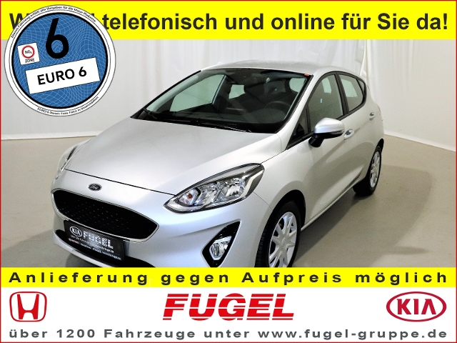 Ford Fiesta 1.5 TDCI Cool&Connect Navi|Winter|PDC, Jahr 2019, Diesel