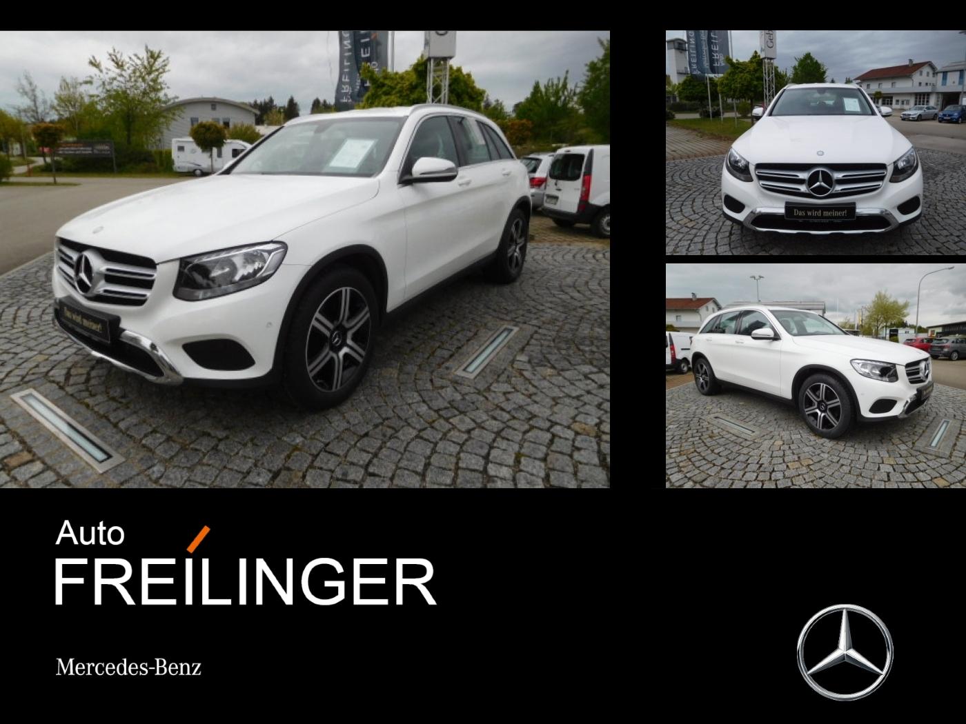 Mercedes-Benz GLC 220 d 4M Off-Roader Exclusive+Navi+PDC, Jahr 2016, Diesel