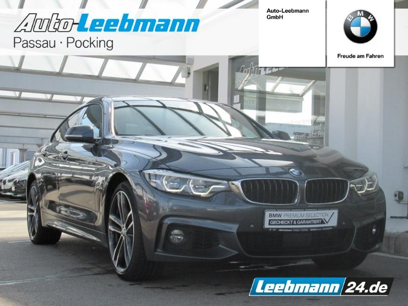 BMW 440i xDrive Gran Coupé M-Sport 2 JAHRE GARANTIE, Jahr 2018, Benzin
